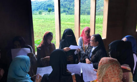 'Solidarity mission' for Marawi evacuees