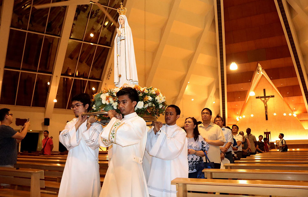 Priest: 'Relationship with God linked to relationship with others'