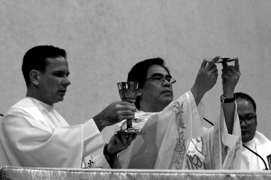 Recent reminders on the Holy Eucharist (part 1): Legitimate bread and the wine