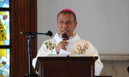 N. Ecija bishop: Resisting killings is Christian obligation