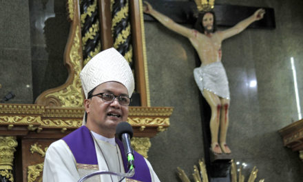 Bishop: 'Can gov't blame witnesses if they feel safer with the Church?'