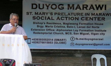 Bishop urges gov't: Don't disregard lives of Maute hostages