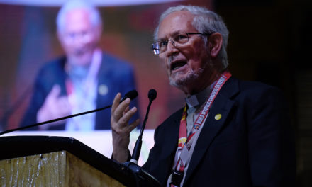 Priest urges Muslim religious leaders to confront extremism