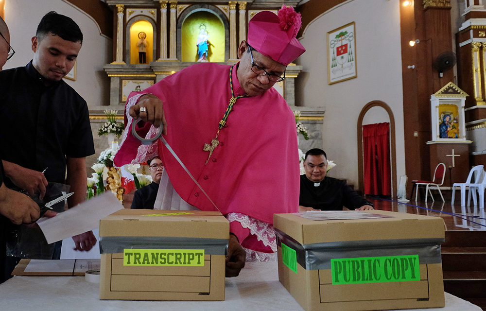 Sainthood cause for Mindanao 'martyr' moves to Vatican