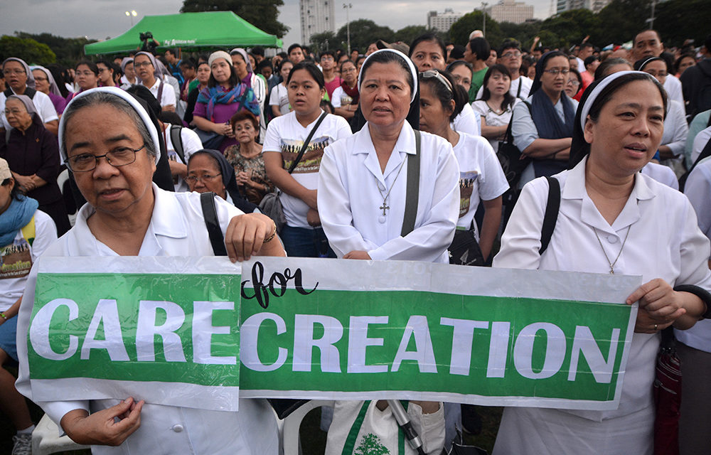 Whatever we do to nature comes back to us – Cardinal Tagle
