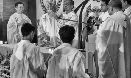 Rules for the celebration of the Eucharist (Second of two parts)