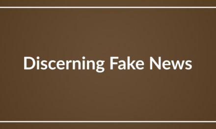 Discerning Fake News