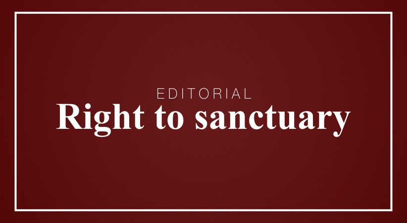Right to sanctuary
