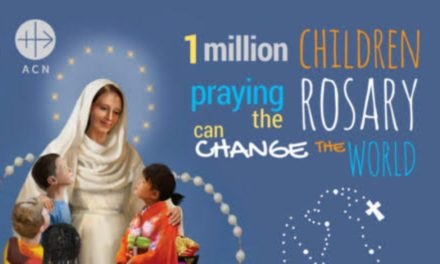 Philippines to join global praying of rosary for peace