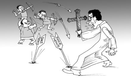 Editorial Cartoon Vol 21 No 21