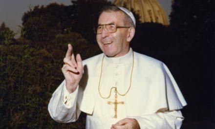 Pope puts John Paul I on path to sainthood, declares him 'venerable'