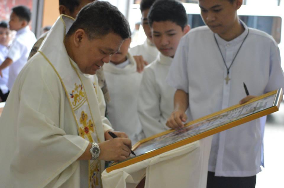 How a 1-year old parish builds community via 'Bibliarasal'