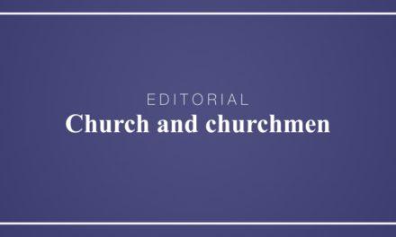 Church and churchmen