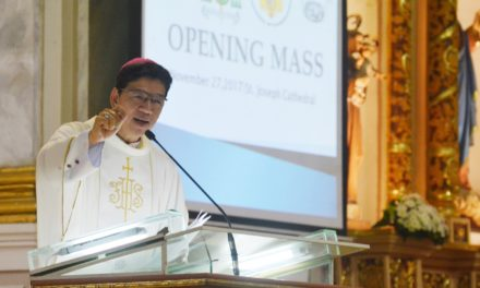 As Year of Parish ends, Church urged to reflect on 'new challenges'