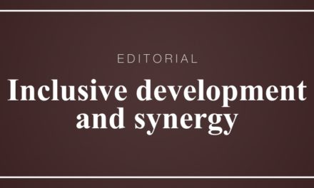 Inclusive development and synergy