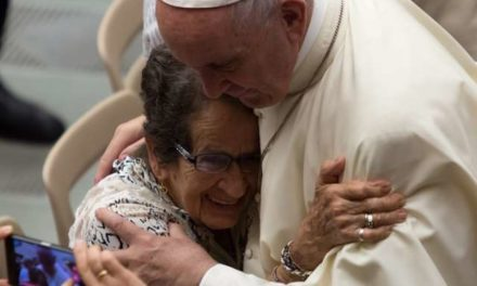 Compassion is the heart of healthcare, Pope Francis says