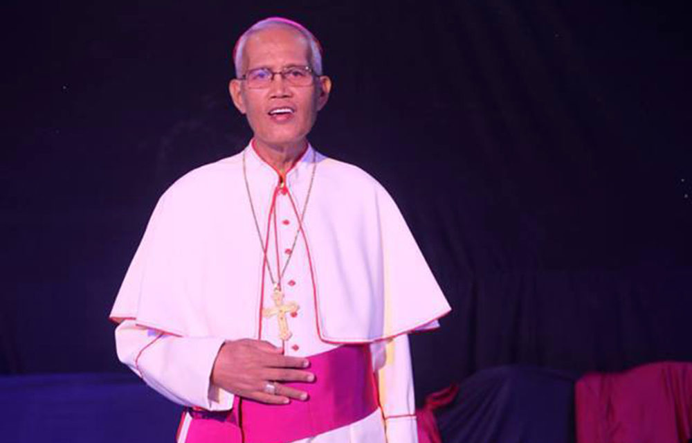 Galido becomes 7th bishop to die this year