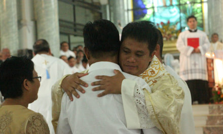 Historic Homonhon Island gets its first priest