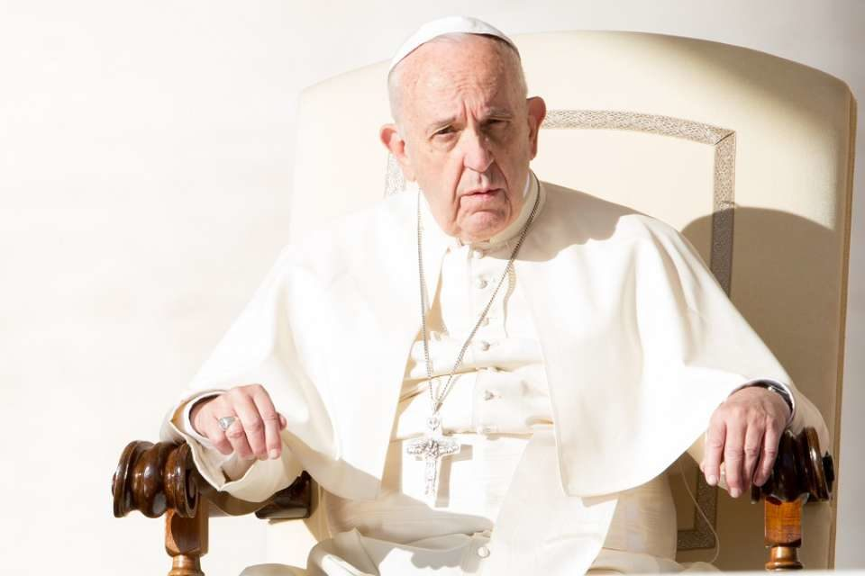 Pope Francis: Think 'being good' is enough? It's not. Go to Mass