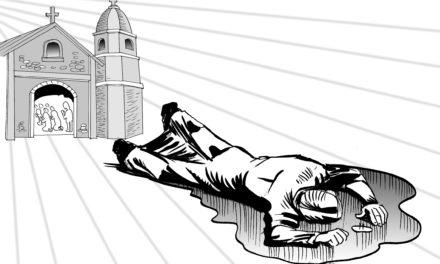 Editorial Cartoon Vol 21 No 24