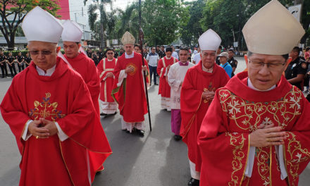 Nuncio leads opening Mass of the CBCP plenary assembly
