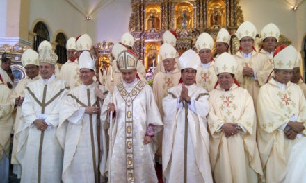 Naval diocese's second bishop ordained