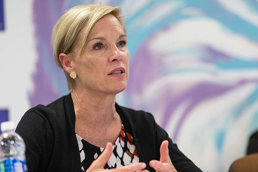Cecile Richards reportedly stepping down from Planned Parenthood