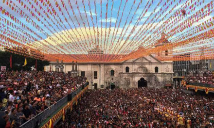Be missionary disciples, Sto. Niño devotees urged