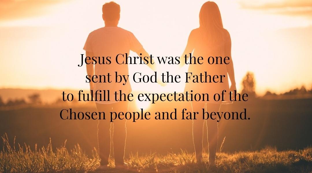 Jesus, the prophet powerful in words and deeds