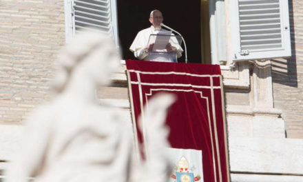 Forgetting our baptism is to forget our identity, Pope Francis says