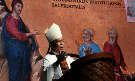 CBCP chief calls for end to 'waste of lives'