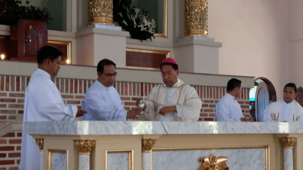 Devotion to St. Anthony growing in Leyte