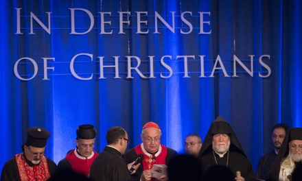 Reject intolerance, teach respect for other religions, speakers say