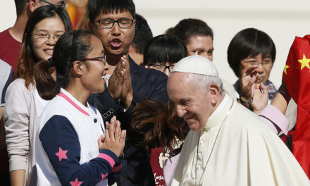 Nearly 50,000 baptisms registered in China in 2017, says Vatican agency