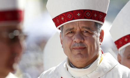 Pope asks Vatican abuse expert to review new information on Chilean bishop