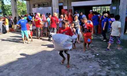 Caritas appeals for tent materials to aid Mayon evacuees