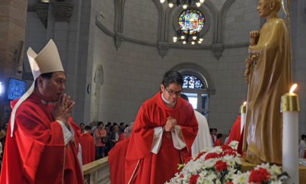 PH marks feast day of Japanese martyr, Blessed Takayama