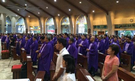 Bishop: Don't be afraid of struggles