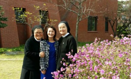 From North Korea to Catholicism: Mi Jin's answered prayer