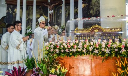 Listen, don't just talk when praying– bishop