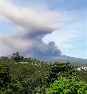 Legazpi diocese has hands full with Mayon evacuees