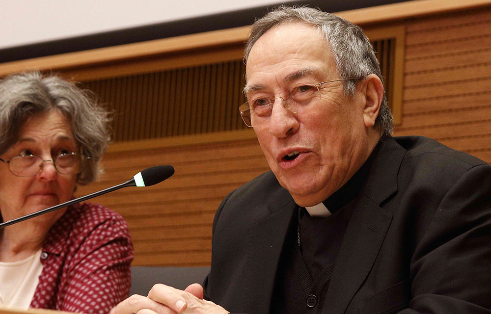 Broader representation of women in church is a process, cardinal says