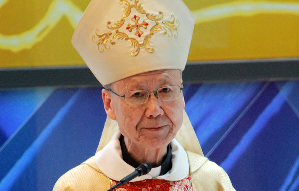 Hong Kong cardinal: Dialogue between Christianity, China indispensable