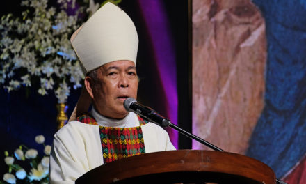 Grow closer to God this Holy Week – CBCP head