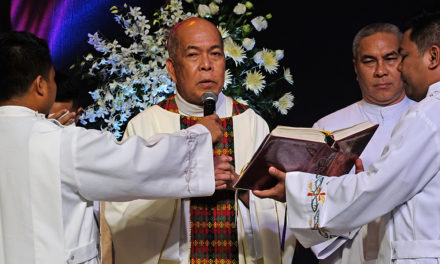 CBCP head calls for cooperation with gov't on religious services guidelines