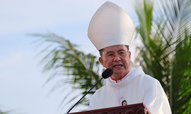 Don't be complacent about Covid-19, says bishop
