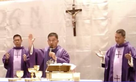 Bishop: God's grace brings 'dynamism' into priestly, religious life