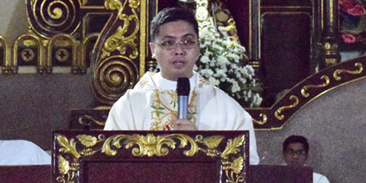 Priest: 'We are imperfect servants of an imperfect Church'