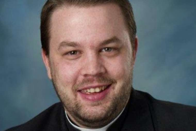 The priest who started #CelibacyMatters