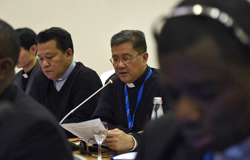 Filipino bishop appointed to the Int'l Catholic Migration Commission